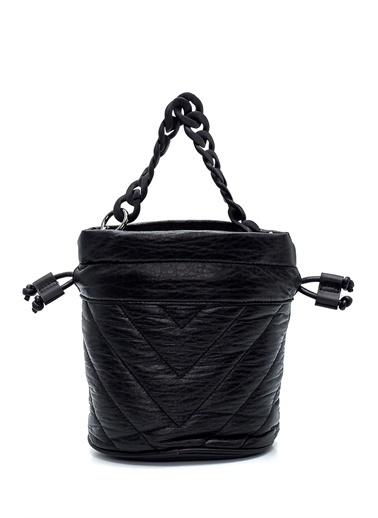 Derimod Kadın Çanta (M5232) Casual Siyah